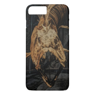 Gothic sea creature skeleton iPhone 7 plus case