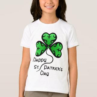 Gothic shamrock St. Patrick's day T-Shirt