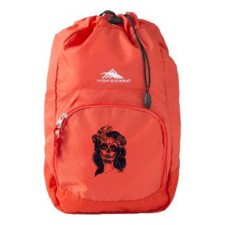 Gothic Skull Backpack