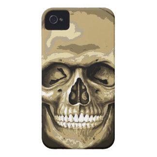 Gothic Skull Blackberry Bold Case