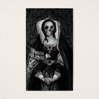 Gothic Skull Lady