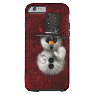 Gothic Snowman iPhone 6 case Tough iPhone 6 Case