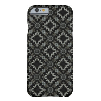 Gothic spiders Halloween Barely There iPhone 6 Case