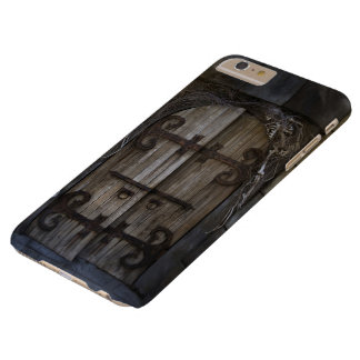 Gothic Spooky Door Barely There iPhone 6 Plus Case