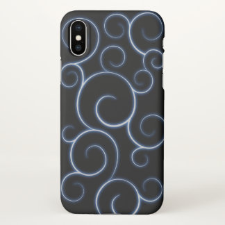 Gothic Style.Light. iPhone X Case