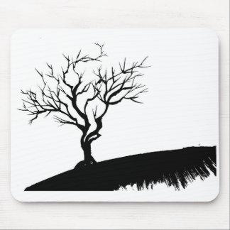 Gothic Tree Mousepad