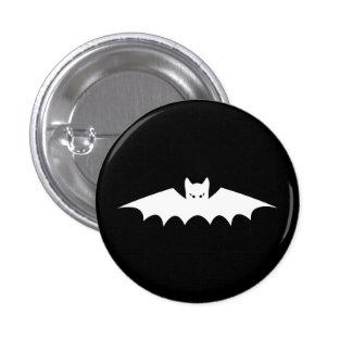Gothic Vampire Bat Cat 3 Cm Round Badge