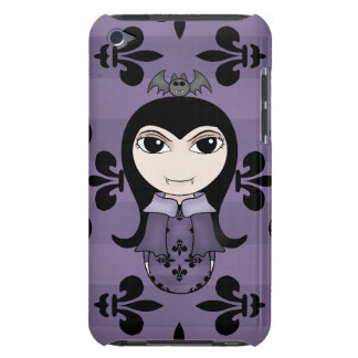 Gothic vampire girl iPod touch cover