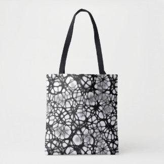 Gothic Web Designer Shoulder Bag Tote Bag