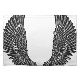 Gothic Wings Placemat