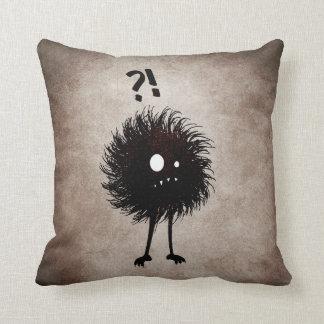 Gothic Wondering Evil Bug Character Kids Cushion