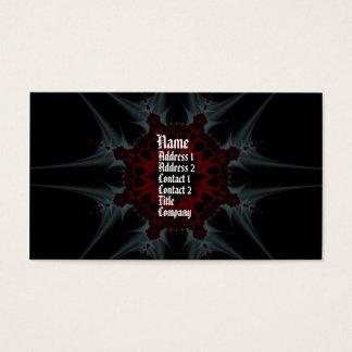 Gothica fractal fantasy Profile Card