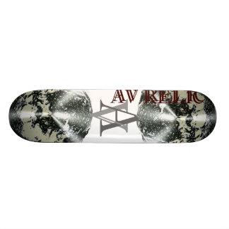 Gothica peace light skateboards