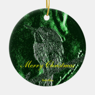 GothicChicz Christmas Ornament