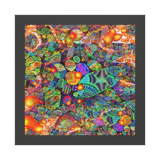 GothicChicz Wrapped Canvas Canvas Prints