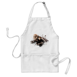 Gothmog Orc Vector Collage Standard Apron