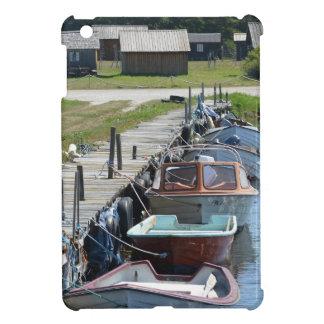 Gotland - Small Boats Case For The iPad Mini