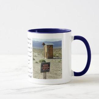 gotta go, gotta go, Just thinking of you boss.,... Mug