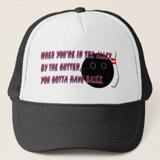 Gotta Have Balls Bowling Cap