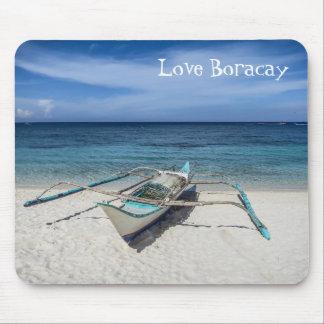 Gotta Love Boracay Mouse Pad