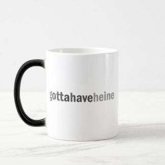 Gottahaveheine Morphing Mug