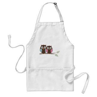 Gotten passionate couple standard apron