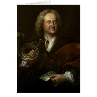 Gottfried Reiche , Senior Musician and Solo Card