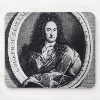 Gottfried Wilhelm Leibniz Mouse Pad