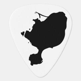Gotts Island Guitar Picks Guitar Pick