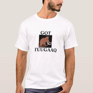 GOTTUUGAAQ, ivory, Mammoth tusk T-Shirt