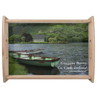 Gougane Barra Co. Cork, Ireland St. Finbarr's Serving Tray
