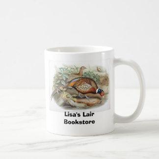 Gould - Chinese Ring-Necked Pheasant Promo Mug