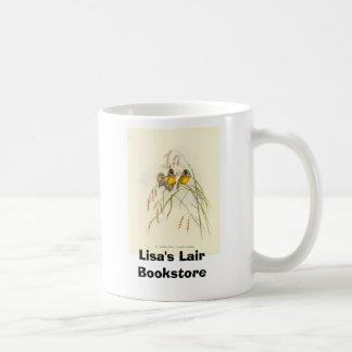 Gould - Gouldian Finch Bookstore Promo Mug
