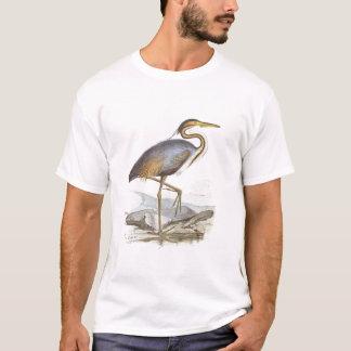 Gould - Purple Heron - Ardea purpurea T-Shirt