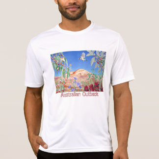Gouldian Finches Outback Australia Tees
