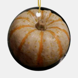 Gourd Round Ceramic Decoration