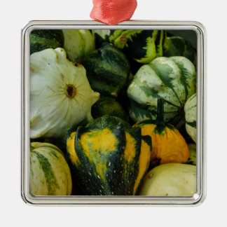Gourds Galore Metal Ornament