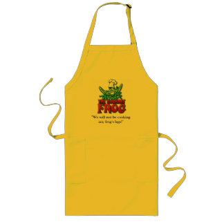 Gourmet Frog Long Apron
