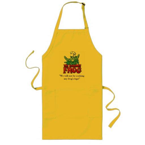 Gourmet Frog Apron