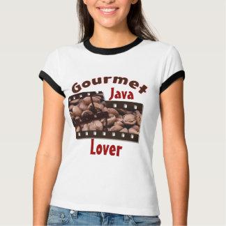 Gourmet Java Lover Shirt