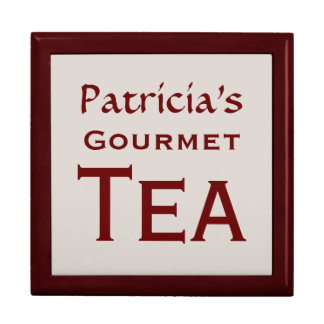 Gourmet Tea Box