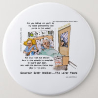 Gov Scott Walker Funny Satirical Gifts Tees Etc