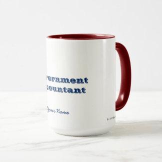 """""""GOVERNMENT ACCOUNTANT"""" MUG"""