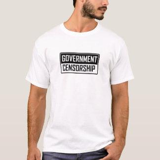 Government Censorship T-Shirt