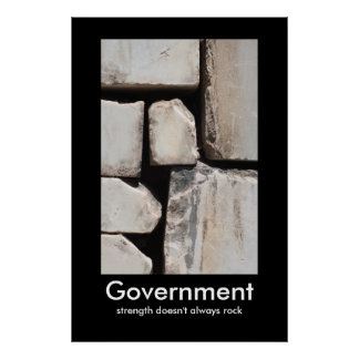 Government Demotivational Poster