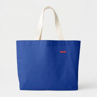 Government Logo Jumbo Tote Bag