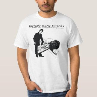 Government Motors (Value Shirt) T-Shirt