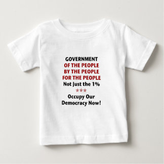 Government Of the People Baby T-Shirt