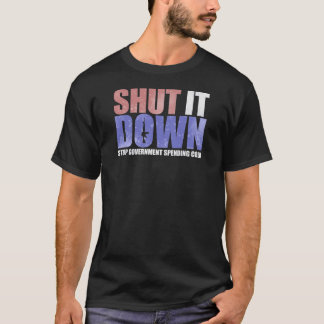 Government Shutdown T-Shirt