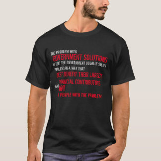 Government Solutions T-Shirt